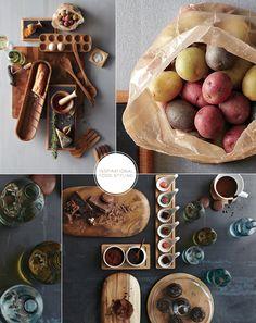 Bright.Bazaar: West Elm: Thanksgiving Entertaining Ideas