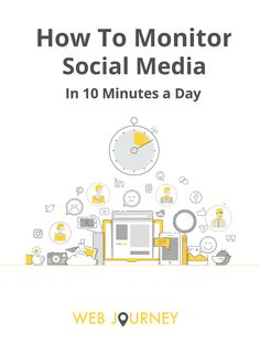 This guide will teach you how to monitor social media channels in just 10 mins each day. Marketing Automation, Inbound Marketing, Email Marketing, Content Marketing, Social Media Marketing, Digital Marketing, Social Media Channels, Lead Generation, Screen Shot