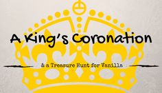 A King's Coronation and a Treasure Hunt for Vanilla Beans Vanilla Beans, Fun Stuff, Powder, King, Pure Products, Fun Things, Face Powder