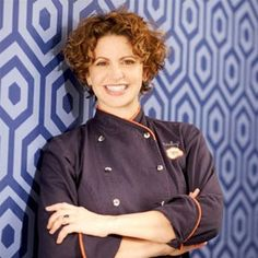 Chef Michelle Bernstein of Michy's in Miami; Michelle's in Key Largo and MB in Cancun.