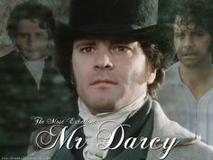 Did I mention I love Colin Firth and Mr. Darcy?