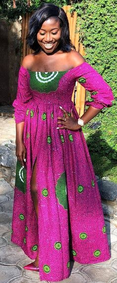 The Most Popular African Clothing Styles for Women in 2018 African Dresses For Women, African Print Dresses, African Attire, African Wear, African Women, African Prints, African Fashion Ankara, African Inspired Fashion, African Print Fashion