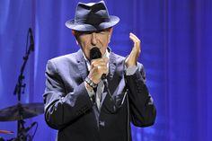Leonard Cohen in Denmark 2013