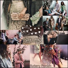 """""""Burberry Prorsum Spring 2014 Ad-Campaign"""" by andreajanke on Polyvore #BurberryProrsum #Burberry #Fashion"""