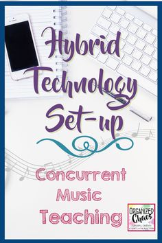 I've been teaching concurrently- synchronous distance learners and in-person students in the same class at the same time- since the beginning of this school year, and I have been on the hunt for a technology setup that streamlines my teaching the whole time. After trying out several solutions this is the one that has worked best for me, and I hope other music teachers find this useful as well! Music Teachers, New Teachers, Teaching Music, Music Education, Classroom Management Tips, Behavior Management, Classroom Setup, Music Classroom, Elementary Choir