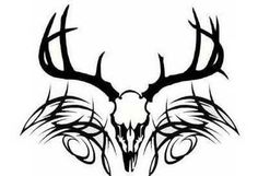 deer horn tattoos designs - Yahoo! Image Search Results