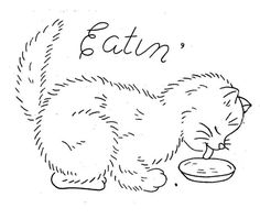 Vintage Embroidery Patterns Hand Embroidery Pattern 3183 Sparky the Kitten for Towels - Christmas Embroidery Patterns, Hand Embroidery Patterns, Embroidery Stitches, Quilt Patterns, Embroidery Designs, Machine Embroidery, Towel Embroidery, Iron On Embroidery, Embroidery Transfers