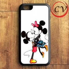 Mickey With Minnie Mouse iPhone 6 | iPhone 6S Case