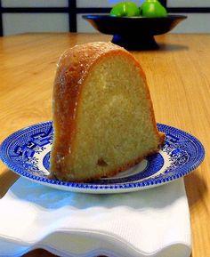 One Perfect Bite: Glazed Buttermilk Bundt Cake