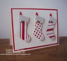 stockings, LaLatty Stamp 'N Stuff                                                                                                                                                                                 More