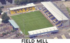 Stags Fans United have registered Field Mill as an Asset of Community of Value giving security of knowledge of any disposal for the next 5 years. Many congratulations to them, another football stadium protected. Football Stadiums, 5 Years, Congratulations, Fans, Knowledge, The Unit, Community, Sports, Hs Sports