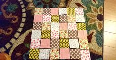Kitty Quilt by @stitchedheart1
