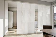 separar ambientes con paneles japoneses