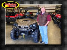 Thanks to Douglas Lumpkin from Brandon MS for getting a 2017 Can-Am Commander XT 1000. @HattiesburgCycles