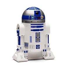 R2-D2 is just the droid to help time your baking. Wind his head up, set it to the time, and wait for the bell alarm. Then your stuff will be cooked.