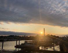 Almost time for sunset #provincetown #sunset #sunflare #ptown #massatusetts #pilgrimtower #photobydavidfeldt