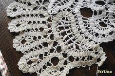 Ars Una, Species Mille: Брюггские кружева / Bruges lace crochet