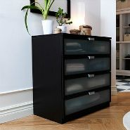 An organized bedroom doesn't have to be a dream. With a chest of drawers for all your foldable items, keep your room organized and your nights restful! Ikea.com