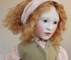 Lillian | by Hidden House Dolls & Bears
