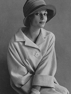 Maggie Tabberer photo Helmut Newton - Australia 1950's