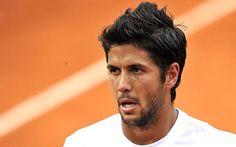 Guide to this year's favourites in the men's singles at Wimbledon Fernando Verdasco, Wimbledon, Viera, The Man, Tennis, Handsome, Hair, Men, Guys