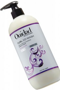 Ouidad Curl Co-Wash Low-Foam Cleansing Conditioner