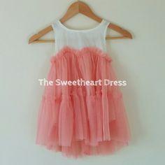 The Sweetheart Dress - Pink via me