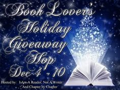 Book Lover's Holiday Giveaway Hop | Bibliophilia, Please