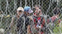 DERUWA: Soldaten an ungarischer Grenze - Ungarns Antwort a...