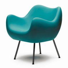 decovry.com - Vzór | RM58 matte stoel | Turquoise
