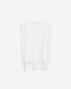 FLOWING BLOUSE from Zara