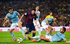 La LFP y Messi: entre las incongruencias y los errores fatales