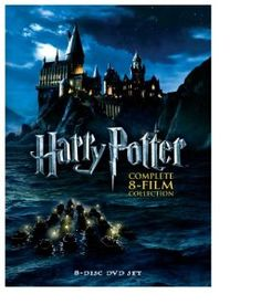 Amazon.com: Harry Potter: The Complete 8 Film Collection