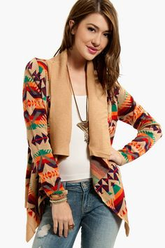 Rocky Mountain Cardigan $59 (on sale from $85) *WANT*