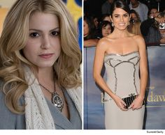 NikkiReed-i think the first twilight movie made Rosalie look the best, more like I imagined her to  jk