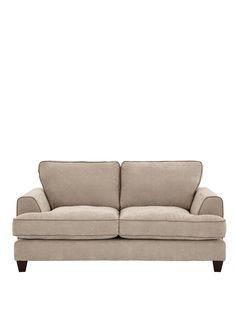 Adlington 2-Seater Fabric Sofa   very.co.uk