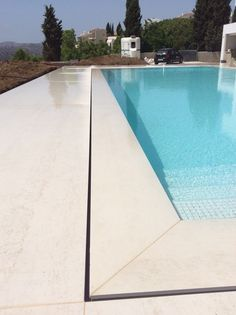 Dekton Danae Pool Surround