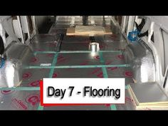 Mercedes Sprinter Camper Conversion - Roof Fans - YouTube