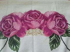 1 million+ Stunning Free Images to Use Anywhere Cross Stitch Borders, Cross Stitch Rose, Cross Stitch Flowers, Cross Stitch Embroidery, Free To Use Images, Rico Design, Hand Stitching, Needlework, Diy And Crafts