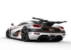 koenigsegg agera one 1 004 1 Koenigsegg Agera One:1 is a Slice of Hypercar Valhalla