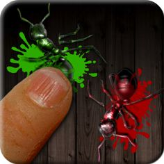 Pocket Pest Insect Smasher - Smash Ant Bug & Cockroach Rocks!! Download it for FREE! https://itunes.apple.com/app/id724279730