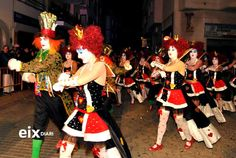 DANCING SITGES & CUNIT. Wonderland - Cunit