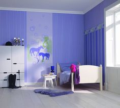 Duvar kağıtları uygulama