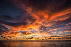 Caribbean Sunset (4) by Dirk Seifert on 500px