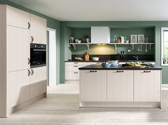Landhausküchen: Maskulin kochen: \