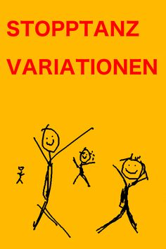 """Stopptanz Variationen – let´s dance! All children know """"stop dance"""" and like to play it again and again. Yoga For Kids, Diy For Kids, Zumba Kids, Ropa Hip Hop, Problem Solving Skills, Cheap Hoodies, Demon Slayer, Lets Dance, Creative Thinking"""