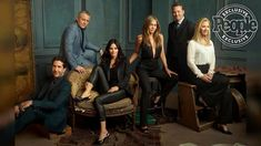 Friends Cast Reunion, The Cast Of Friends, Serie Friends, Friends Tv Show, Reunion Quotes, Nbc Series, Dog Expressions, David Schwimmer, Matthew Perry