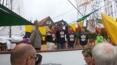Het is feest! Vier bemanningsleden vieren samen hun 50ste verjaardag. namens KNRM Enkhuizen van harte gefeliciteerd!  (@KNRMEnkhuizen) | Twitter