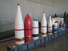 戦艦大和 46cm砲 IJN Yamato's artillery shell's