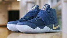 Nike Kyrie 2 Blue Velvet Finals PE
